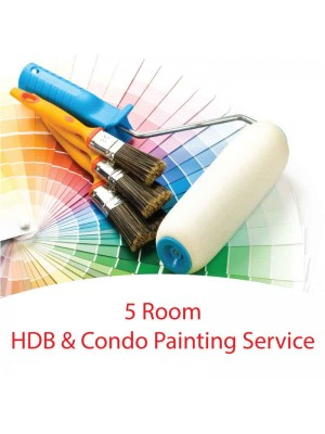 5 Room HDB & Condo Painting Service