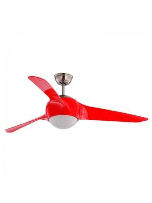 """Globe 54"""" LED Ceiling Fan"""