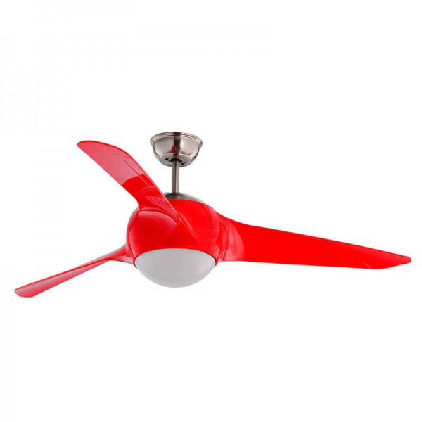 "Globe 54"" LED Ceiling Fan"